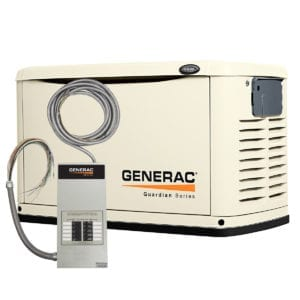 standby generators amarillo texas